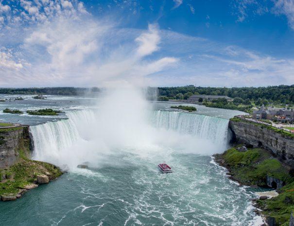 Niagara-Fälle - Fremdenverkehrsamt Kanada